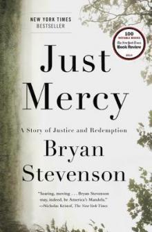 Book Clubs, December 13, 2018, 12/13/2018, Bryan Stevenson's Just Mercy