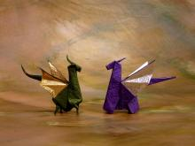 Workshops, January 19, 2019, 01/19/2019, Origami Meetup Group