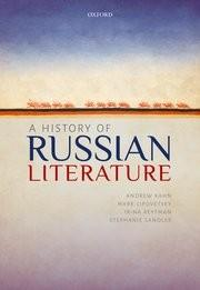 Author Readings, October 12, 2018, 10/12/2018, A History of Russian Literature
