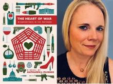 Author Readings, October 12, 2018, 10/12/2018, The Heart of War: Misadventures in the Pentagon