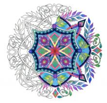 Workshops, May 14, 2019, 05/14/2019, Adult Coloring Club