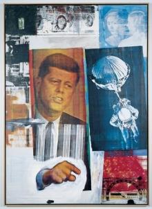 Screenings, October 09, 2018, 10/09/2018, Documentary: American Art in the 1960's: Rauschenberg, Abstract Expressionism, and more...