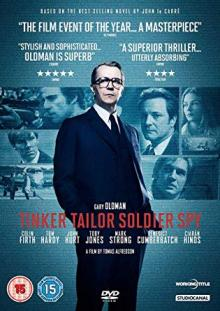 Films, October 12, 2018, 10/12/2018, Tomas Alfredson's Oscar Nominee Tinker Tailor Soldier Spy (2011): Spy Returns to the Cold