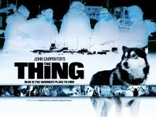 Films, October 12, 2018, 10/12/2018, The Thing (1982): A science fiction horror