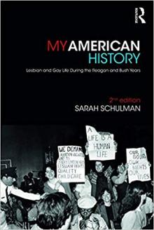 Author Readings, November 01, 2018, 11/01/2018, My American History: Lesbian and Gay Life During the Reagan and Bush Years