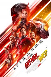 Films, January 19, 2019, 01/19/2019, Ant-Man and the Wasp (2018): A superhero movie based on marvel comics