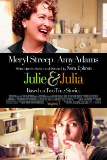 Films, January 15, 2019, 01/15/2019, Nora Ephron's Oscar-Nominated Julie and Julia (2009): Cooking Challenge
