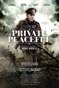 Films, November 09, 2018, 11/09/2018, Private Peaceful (2012): British war drama based on a novel
