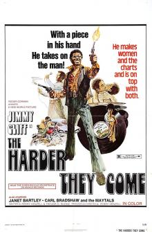 Films, November 30, 2018, 11/30/2018, The Harder They Come (1972): The film that helped reggea popularize across the world