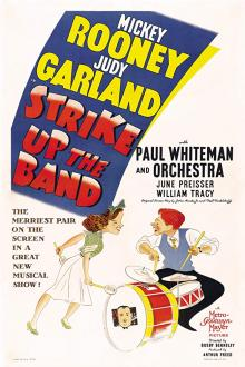 Films, December 06, 2018, 12/06/2018, Strike up the Band (1940): Oscar winning musical movie