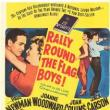 Films, November 19, 2018, 11/19/2018, Round The Flag, Boys (1958): Adaptation of a novel with Paul Newman
