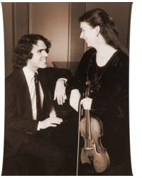 Concerts, March 06, 2018, 03/06/2018, Orfeo Duo Salon Concert: Beethoven, Schubert, Mendelssohn, Schumann