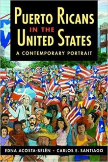 Author Readings, April 09, 2019, 04/09/2019, Puerto Ricans in the United States: A Contemporary Portrait