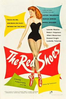 Films, February 14, 2019, 02/14/2019, The Red Shoes (1948): Two Oscar winning British Drama