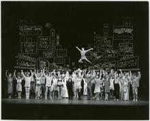 Performances, December 01, 2018, 12/01/2018, Songs at a Gathering: A Sing-Along Show-and-Tell of Jerome Robbins's Broadway Hits