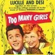 Films, December 20, 2018, 12/20/2018, Too Many Girls (1940): Musical comedy by George Abbott