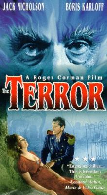 Films, December 22, 2018, 12/22/2018, The Terror (1963): Horror with Jack Nicholson