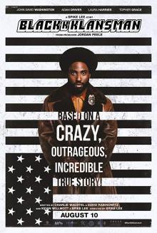 Films, December 13, 2018, 12/13/2018, BlacKkKlansman (2018): Comedy crime by Spike Lee