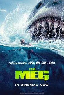 Films, March 28, 2019, 03/28/2019, The Meg (2018): Science Fiction Thriller With Jason Statham
