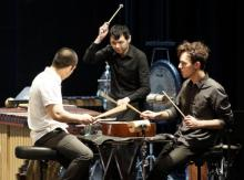 Concerts, December 01, 2018, 12/01/2018, Percussion Chamber Music Ensemble performs works by contemporary composers
