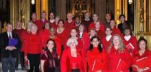 Concerts, December 06, 2018, 12/06/2018, Choral Concert: Holiday favorites