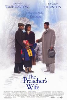 Films, December 06, 2019, 12/06/2019, The Preacher's Wife (1996): Oscar Nominated Comedy Drama With Denzel Washington and Whitney Houston