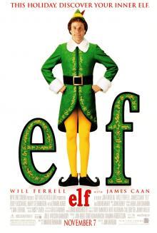 Films, December 20, 2019, 12/20/2019, Elf (2003): Fantasy Comedy With Will Ferrell