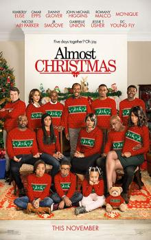 Films, December 01, 2018, 12/01/2018, Almost Christmas (2016): A Christmas comedy