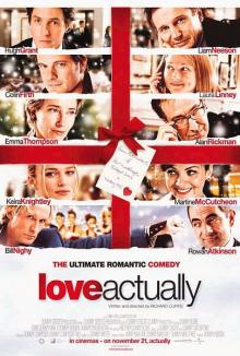 Films, December 20, 2019, 12/20/2019, Love Actually (2003): Love Stories On Christmas With An Ensemble Cast