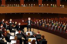 Concerts, January 26, 2019, 01/26/2019, Orchestral works by Mozart and more