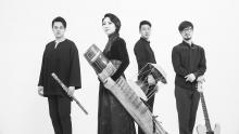 Concerts, January 17, 2019, 01/17/2019, Lyrical Melodies, Traditional Korean Instruments, Amplified Guitars