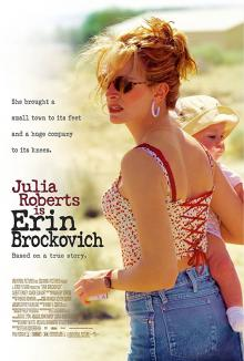 Films, January 09, 2019, 01/09/2019, Erin Brockovich (2000): Oscar winning drama starring Julia Roberts