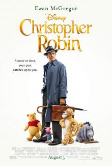 Films, March 06, 2019, 03/06/2019, Disney's Christopher Robin (2018): Winnie The Pooh Comes To Ask A Favour