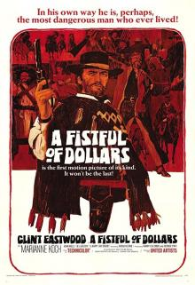 Films, January 24, 2019, 01/24/2019, A Fistful of Dollars (1964): Sergio Leone's western starring Clint Eastwood