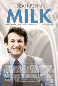 Films, January 30, 2019, 01/30/2019, Milk (2008): Two time Oscar winning biographical drama starring Sean Penn