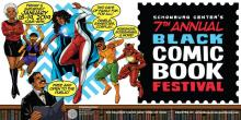 Festivals, January 19, 2019, 01/19/2019, Annual Black Comic Book Festival