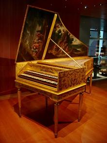Concerts, January 22, 2019, 01/22/2019, Music for Harpsichord