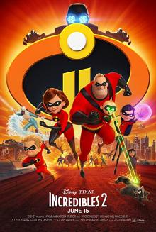 Films, January 18, 2019, 01/18/2019, Incredibles 2 (2018): Adventures of Mr. Incredible by Brad Bird