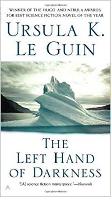 Book Clubs, January 27, 2019, 01/27/2019, Ursula K. Le Guin's The Left Hand of Darkness: Award-Winning Science Fiction