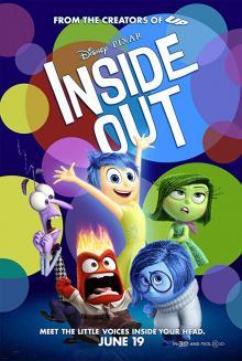 Films, January 30, 2019, 01/30/2019, Inside Out (2015): Oscar winning animation by Pixar Studios