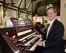 """Concerts, January 13, 2019, 01/13/2019, Organ Recital: """"performances full of color, passion, invention, and power"""""""