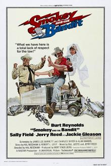Films, January 31, 2019, 01/31/2019, Smokey and the Bandit (1977): Oscar nominated action comedy by Hal Needham