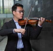 Concerts, January 13, 2019, 01/13/2019, Violin recital