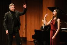 Concerts, January 30, 2019, 01/30/2019, Master class with a Grammy winning baritone
