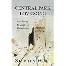 Author Readings, January 14, 2019, 01/14/2019, Central Park Love Song: Writing About the World's Most Famous City Park