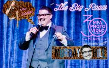 Performances, January 22, 2019, 01/22/2019, Mr. Showbiz: An Evening with 'Drag King' Murray Hill
