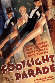 Films, January 14, 2019, 01/14/2019, Footlight Parade (1933): Musical with Oscar winning James Cagney