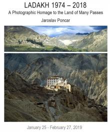 Opening Receptions, January 25, 2019, 01/25/2019, Ladakh 1974–2018: A Photographic Homage to the Land of Many Passes