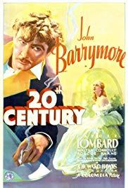 Films, January 04, 2019, 01/04/2019, Twentieth Century (1934): comedy adapted from a Broadway play