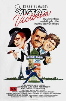 Films, January 11, 2020, 01/11/2020, Victor Victoria (1982): Oscar Winning Musical Comedy